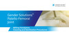 Gender Solutions® Patello-Femoral Joint Milling Handpiece Cleaning and Sterilization Procedures